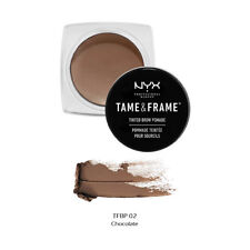 NYX Eyebrow Tame and Frame Pomade 5g Chocolate 02