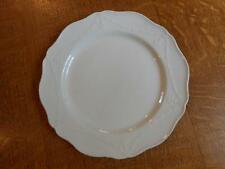 """Wedgwood creamware 7 1/4"""" dessert plate with swags impressed mark  AS IS"""