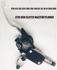 KTM MASTER CYLINDER CPL. 125 150 SX 250 350 XCF 16-19 350 SX-F 16-18 79202030044