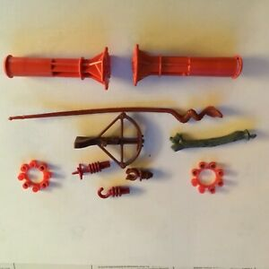 MOTU, Battle Ram Missile, MOTU, PLUS 8 OTHER ACCESSORIES, He-Man