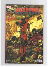 LOT DE ALL NEW DEADPOOL 1 2 3 (PORT GRATUIT/BD SUPPLEMENT) MARVEL PANINI COMICS