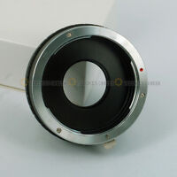 Build in Aperture Adapter Ring 4 Canon EOS EF EF-S Lens to SONY NEX E-Mount Body