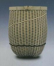 Basket Weaving Pattern Butterfly Cathead by Candace Katz