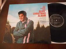 ELVIS PRESLEY  Christmas Album GERMAN RCA LP MINT