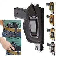 Gun Holster Concealed Waistband Carry Pistol Fits GLOCK 17 19 22 23 32 33 Ruger