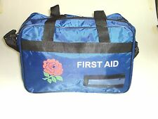 Sports Rugby First Aid Bag with RFU Approved Contents *Club name printed FREE*