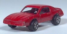 "Vintage Tootsietoy 2"" Die Cast Scale Model Pontiac Firebird Red"