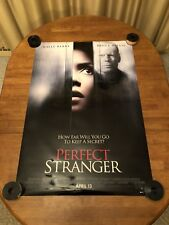 Perfect Stranger (Glossy) 27x40 D/S Movie Poster
