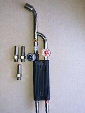 Arnold 126/1 - torch premix Hydrogen & oxygen quartz ampoule sealing with 3 jets