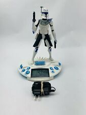 "Star Wars 11.5"" High The Clone Wars Alarm Clock Radio 2011 Version W/Power Cord"