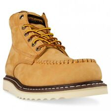 WOLVERINE MENS APPRENTICE BOOT  GOLD- US MENS 9