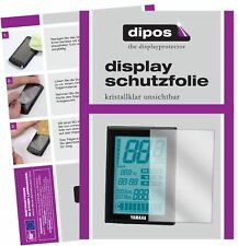 3x Yamaha LCD Display (E-Bike Display) Schutzfolie klar Displayschutzfolie Folie