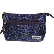 Baggallini Cosmetic Makeup Pouch Bag