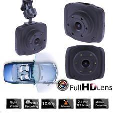 """2.4"""" HD 1080P Dual Lens Camera Car DVR Dash Cam Video Recorder Wi-Fi G-sensor"""