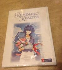 Rumbling Hearts Kiminozo Volume 2 DVD NEW factory sealed Episodes 6-10