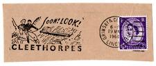 (I.B) Elizabeth II Postal : Slogan Postmark (Cleethorpes)