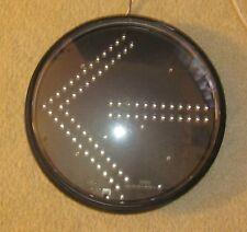 "12"" Dialight Green Arrow LED Traffic Signal Light (C)"