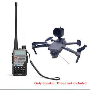 Drone Wireless Speaker Megaphone for DJI Mavic Pro Mavic 2 Phantom 3 4 Pro 5km