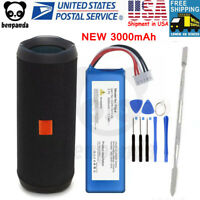 New 3000mAh Battery For JBL Flip 4 , Flip 4 Special Edition Speaker GSP872693 01