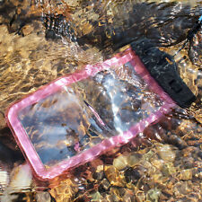 Waterproof Underwater Pouch Dry Bag Case Cover For iPhone Cell Phone Touchscreen