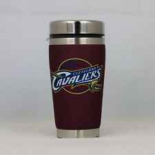 Cleveland Cavaliers Mugzie NBA 16oz Travel Tumbler Coffee Mug Cup