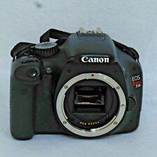 Canon Eos Rebel T2i 18.0Mp Digital Slr Camera Body Black For Parts 4462B001