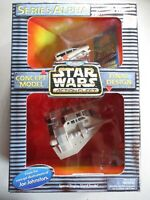 1997 STAR WARS ALPHA SERIES ACTION FLEET MICRO MACHINES REBEL SNOWSPEEDER 2