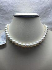 Japanese Cultured Akoya Pearls 9-9.5mm