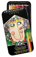 Prismacolor Premier Colored Pencils - Artists Quality - Tin of 24 Pencils