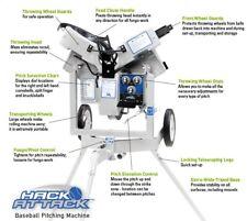 Sports Attack Hack Attack 3 Wheeled Pitching Machine - Baseball