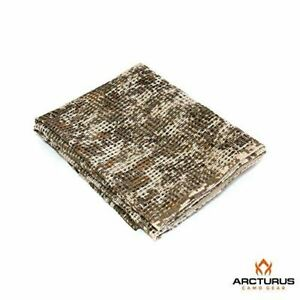 Arcturus Sniper Veil | Tactical Scarf to Camouflage Your Neck, Face & Head | 100