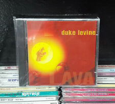 "DUKE LEVINE  ""Lava"" - CD"