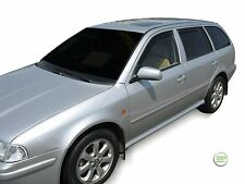 DSK28311 SKODA OCTAVIA mk1 ESTATE 1996-2003  WIND DEFLECTORS  4pc HEKO TINTED