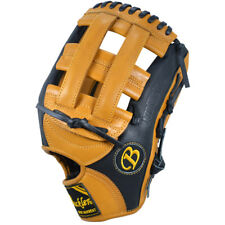 "Pro Victor Buckler baseball, Pv1275Tb 12.75"" Rht Outfield Glove Tan/Black"