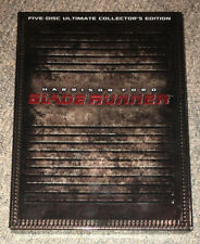 Blade Runner: Rare Ultimate Collector's Edition 5-Disc Dvd Set - Harrison Ford