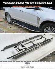Fits for Cadillac SRX 2012-2018 2019 Running Board Nerf Bar Side Step nerf bar