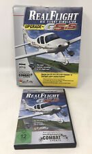 Great Planes Realflight X Simulator RFX Upgrade G5.5 Disc Software Only