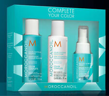 Moroccanoil Gift SET Color Complete Kit haircare Shampoo + Conditioner + spray
