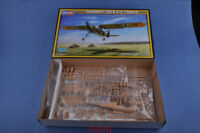 Hobbyboss Model Kit 1/35 80180 Fieseler Fi-156 A-0/C-1 Storch Hot