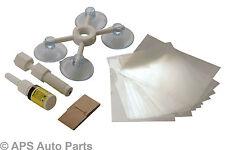 New Laser Windscreen Repair Kit Tool Windshield Chip Crack Garage Auto DIY Resin