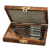 7 Piece Adjustable Hand Reamer Set Sizes 8/A to 2/A