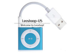 New usb sync data Charger Cable Cord for Ipod Shuffle Generation Mc003Zm/A 4th