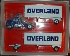 Overland Transportation System Doubles '96 Winross Truck