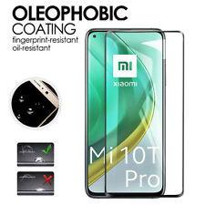 2pcs For Xiaomi Mi 10T / 10T Pro 5G Full Coveage Tempered Glass Screen Protector