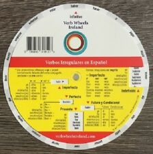 Spanish Irregular Verb Wheel : Pocket Size