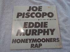 "Joe Piscopo Eddie Murphy - Honeymooners Rap 12"" - 1985 - Columbia 44-05224 NM"