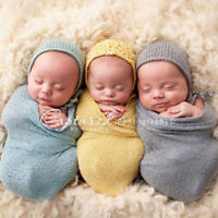 Braide Wool Braid Blanket Newborn Baby Photography Props Posing Mats 300CM New