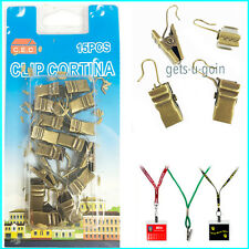 Simply clip it up clips supplémentaires pivotant insigne office id holder mini clip pack