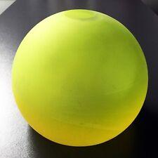 VERRE DE RECHANGE dégradé couleur vert jaune albâtre bille ABAT-JOUR LAMPE