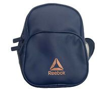 Reebok Classic Mini Backpack Cobalt Blue NWT Water Resistant Navy Blue Womens